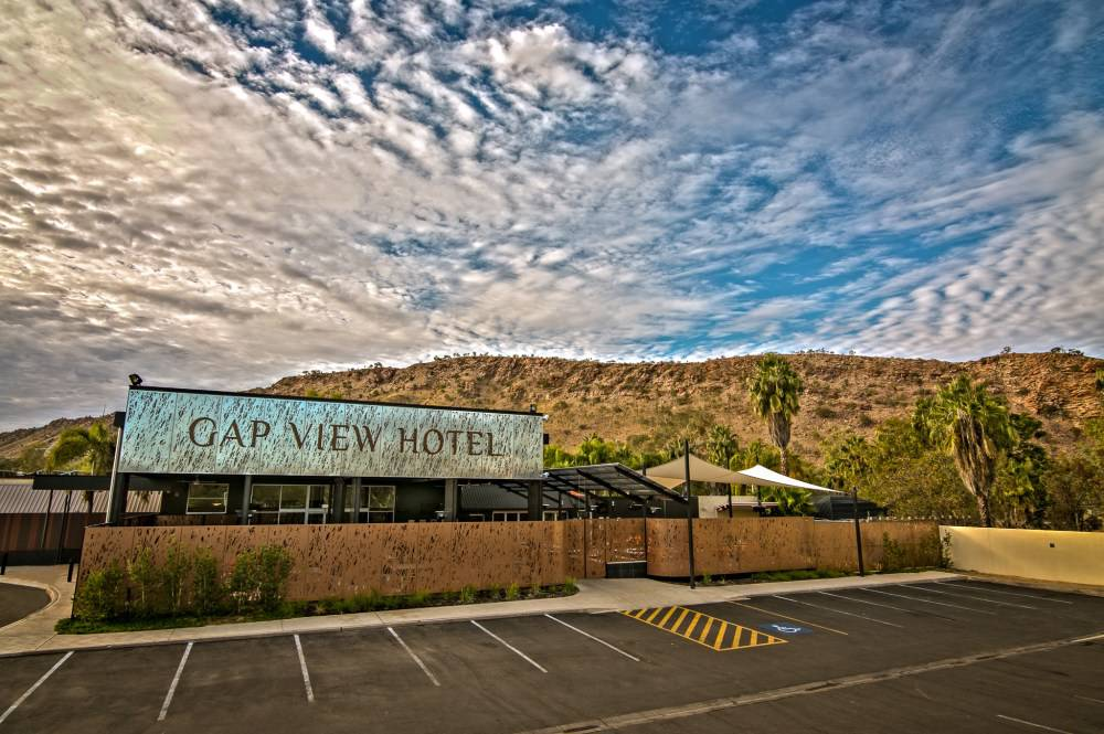 Gap View Hotel - Accommodation Cooktown