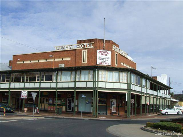 Imperial Hotel Coonabarabran - Accommodation Cooktown
