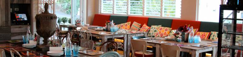 Bohemian Bungalow Restaurant  Bar - Accommodation Cooktown