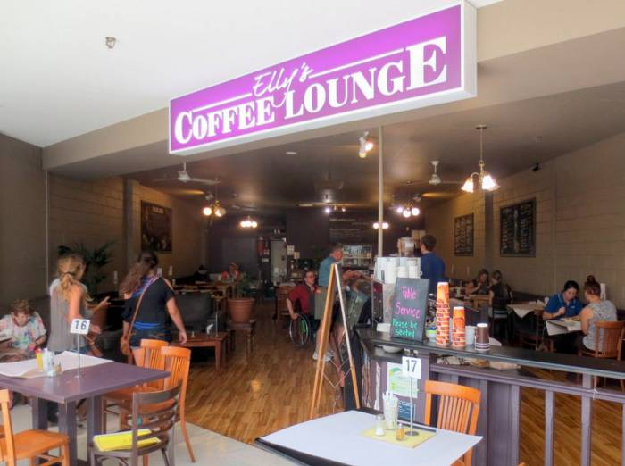 Ellys Coffee Lounge - Accommodation Cooktown