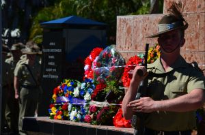 Anzac Day Charters Towers - Accommodation Cooktown