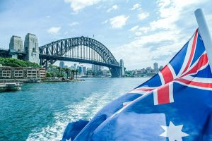 Australia Day Lunch and Dinner Cruises On Sydney Harbour with Sydney Showboats - Accommodation Cooktown