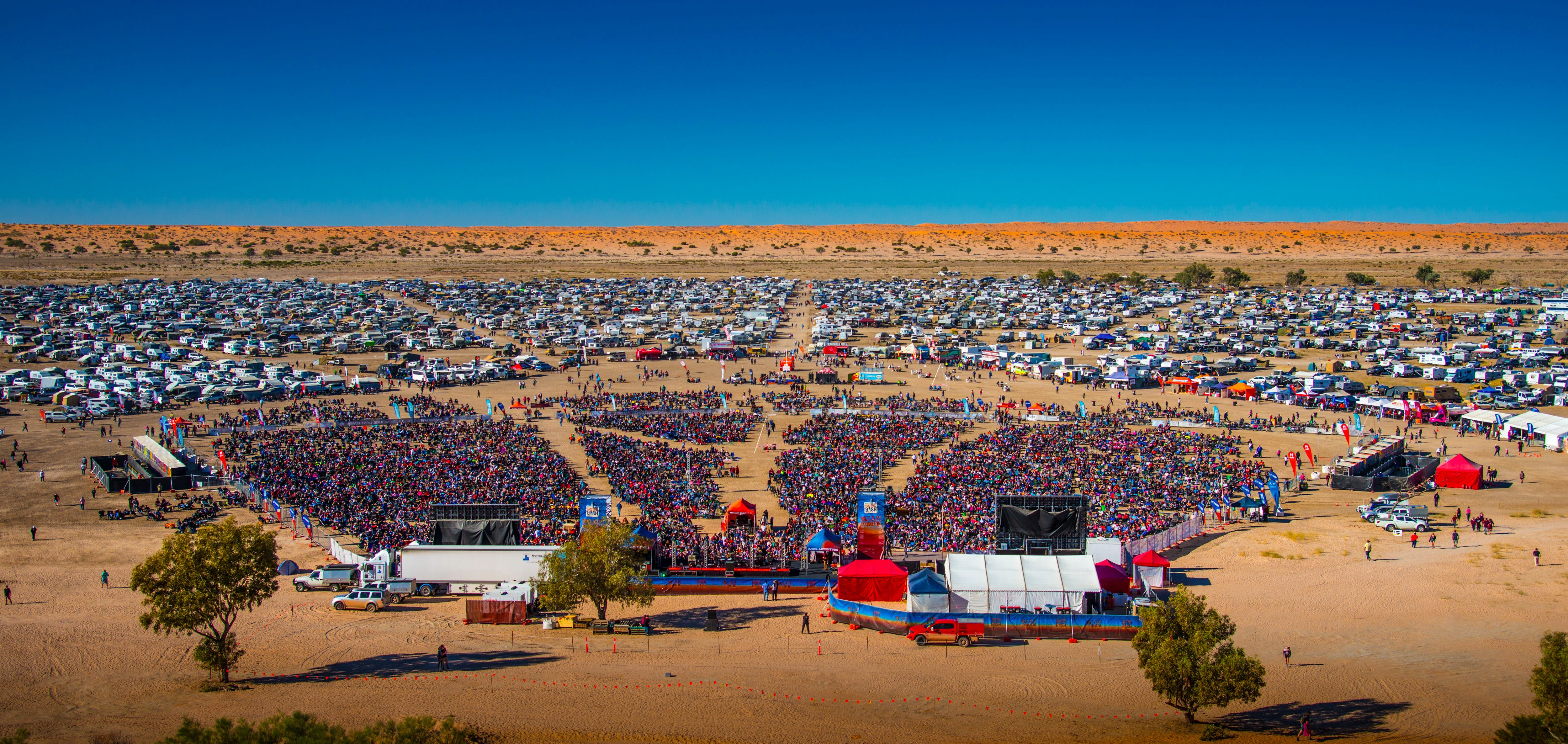 Birdsville Big Red Bash - Accommodation Cooktown
