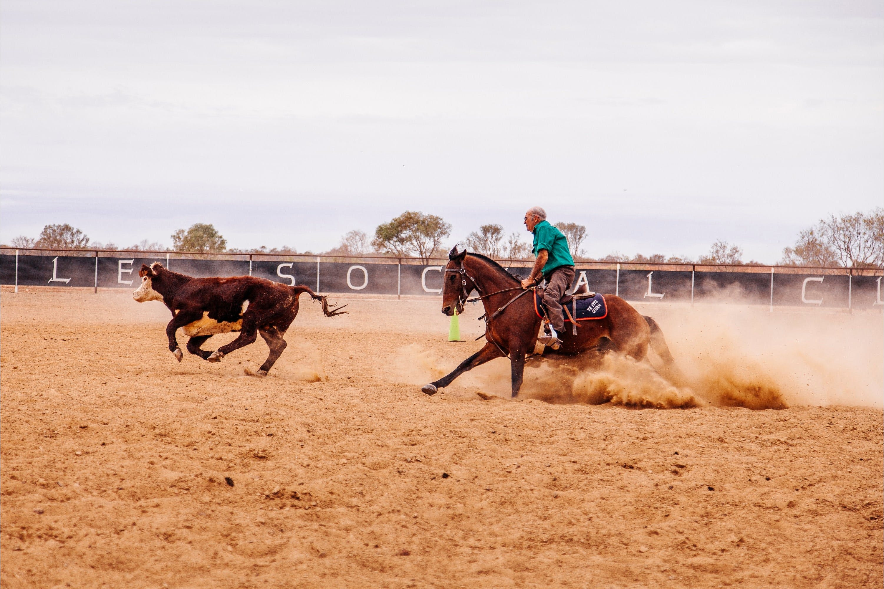 Birdsville Campdraft  Rodeo and Bronco Branding - Accommodation Cooktown