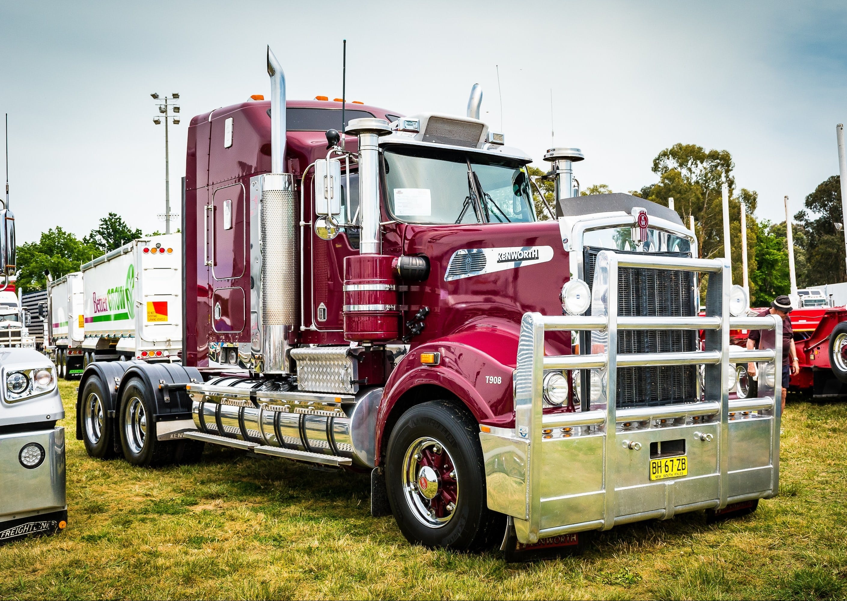 Dane Ballinger Memorial Truck Show - Accommodation Cooktown