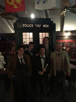 Dr Who Quiz Night - Accommodation Cooktown