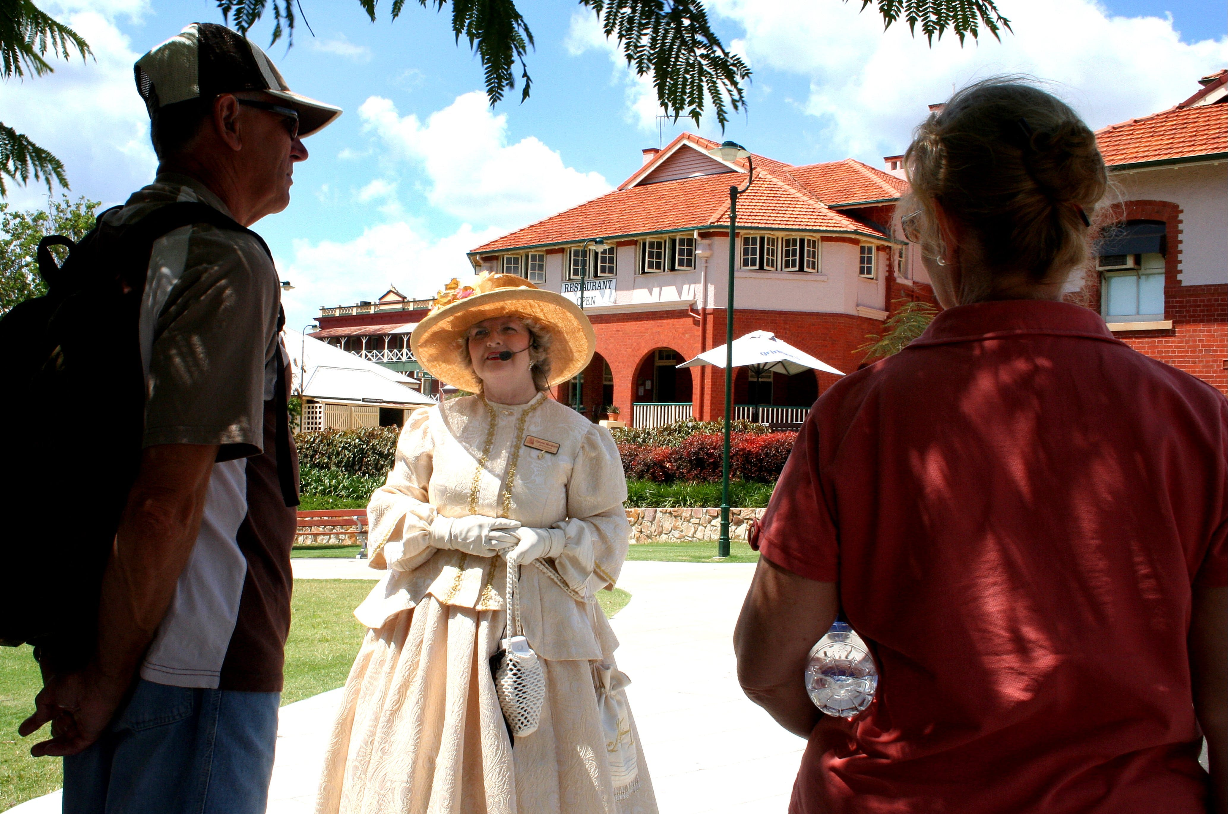 Free Guided Maryborough Heritage Walk Tour - Accommodation Cooktown