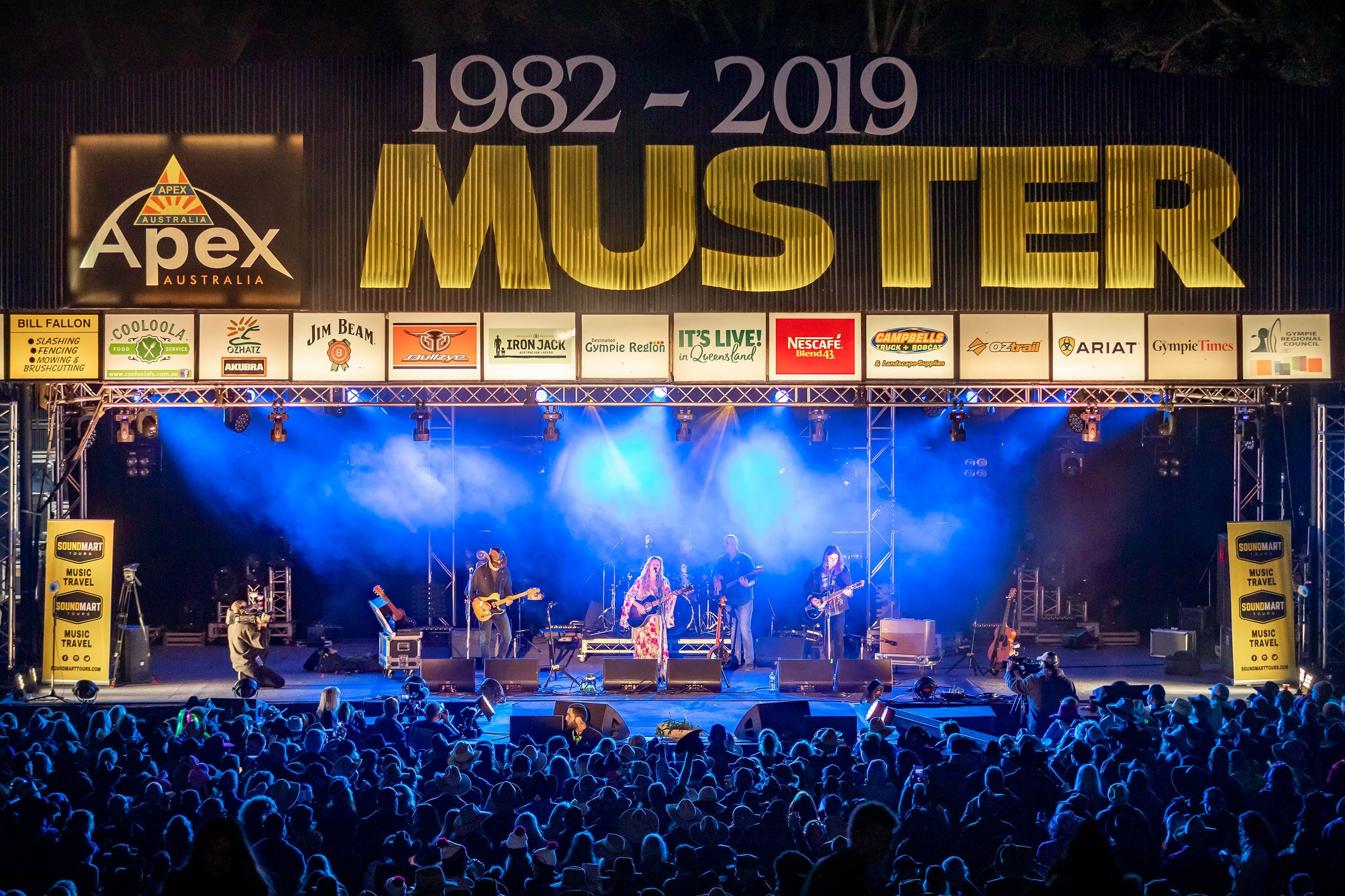 Gympie Music Muster - Accommodation Cooktown