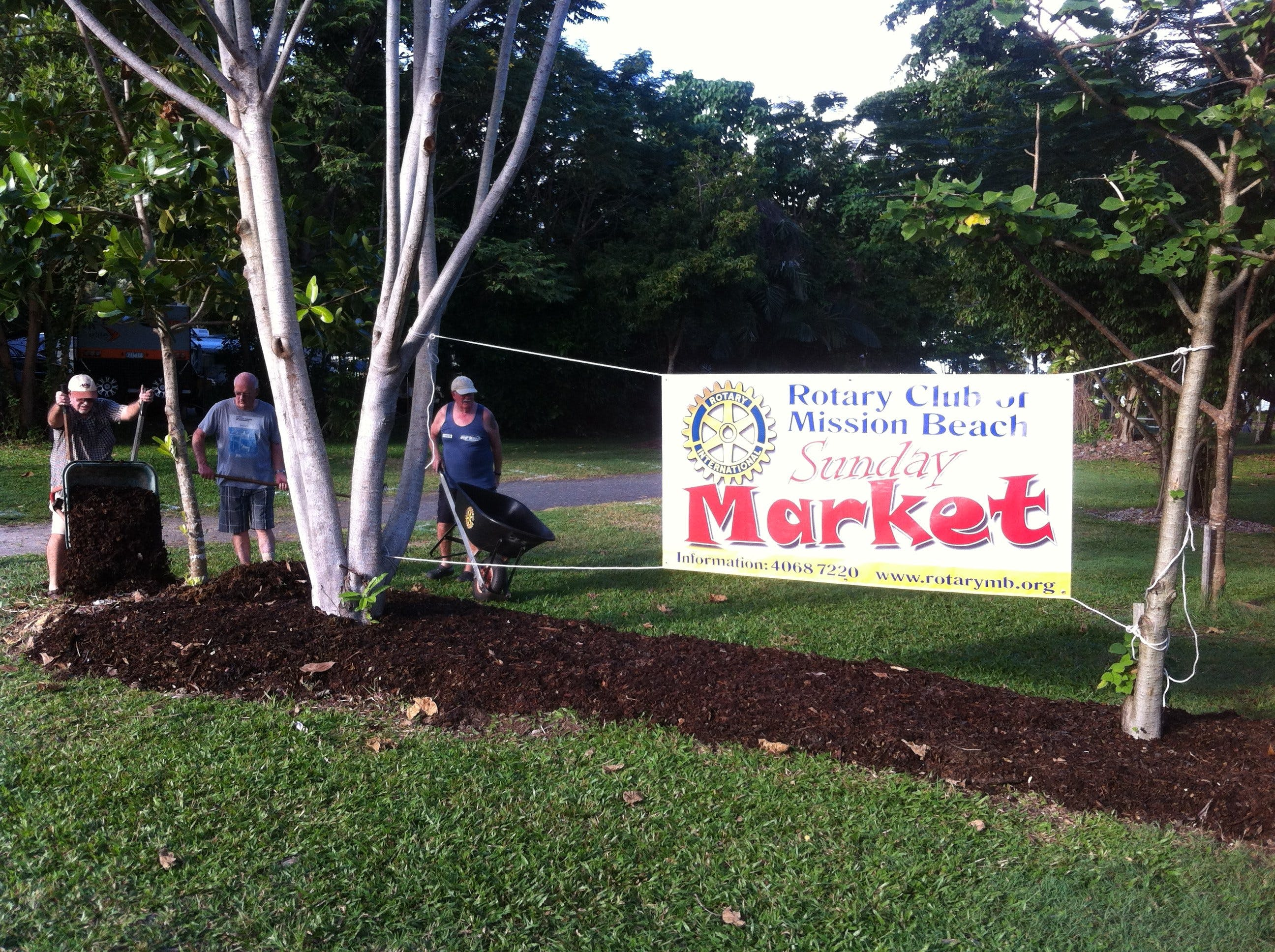 Mission Beach Markets - Accommodation Cooktown