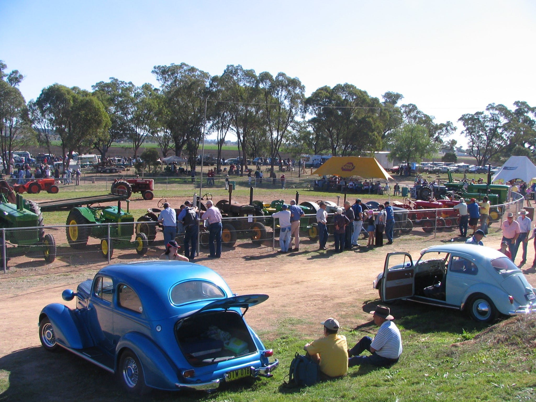 Quirindi Rural Heritage Village - Vintage Machinery and Miniature Railway Rally and Swap Meet - Accommodation Cooktown