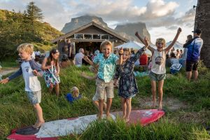 Spring Festival of Lord Howe Island - Accommodation Cooktown
