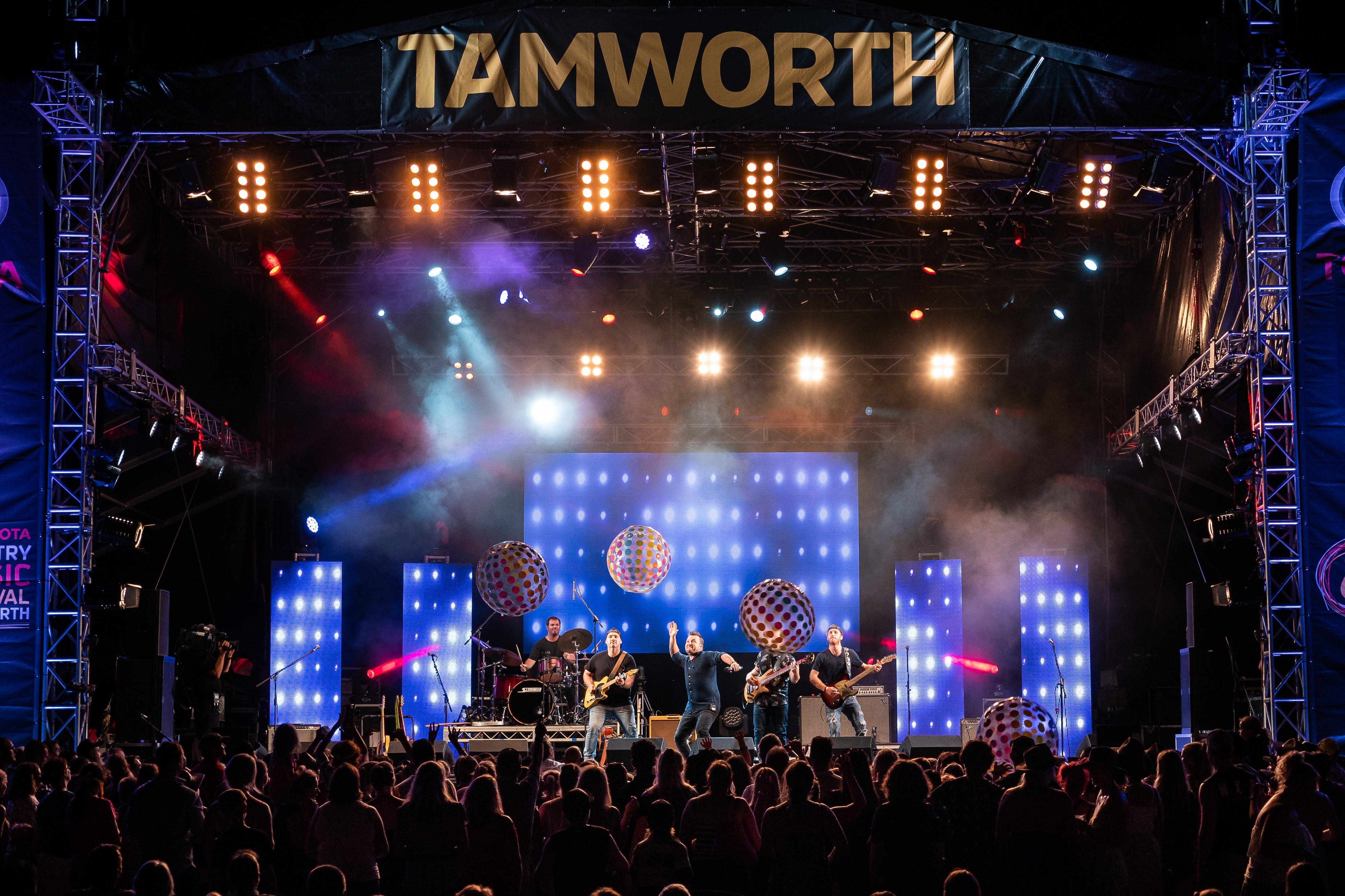 Toyota Country Music Festival Tamworth - Accommodation Cooktown