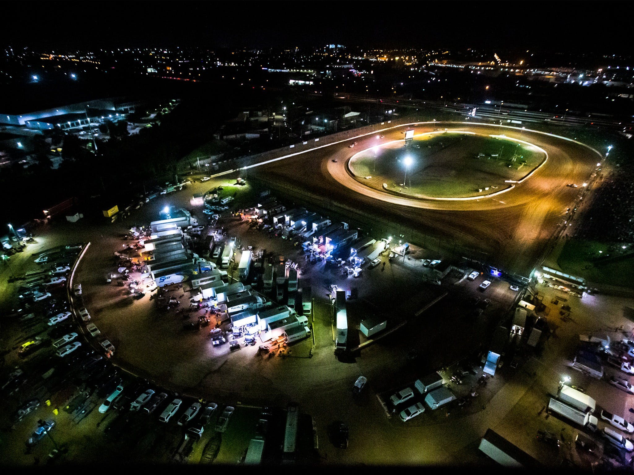 Valvoline Raceway's Opening Night - Accommodation Cooktown