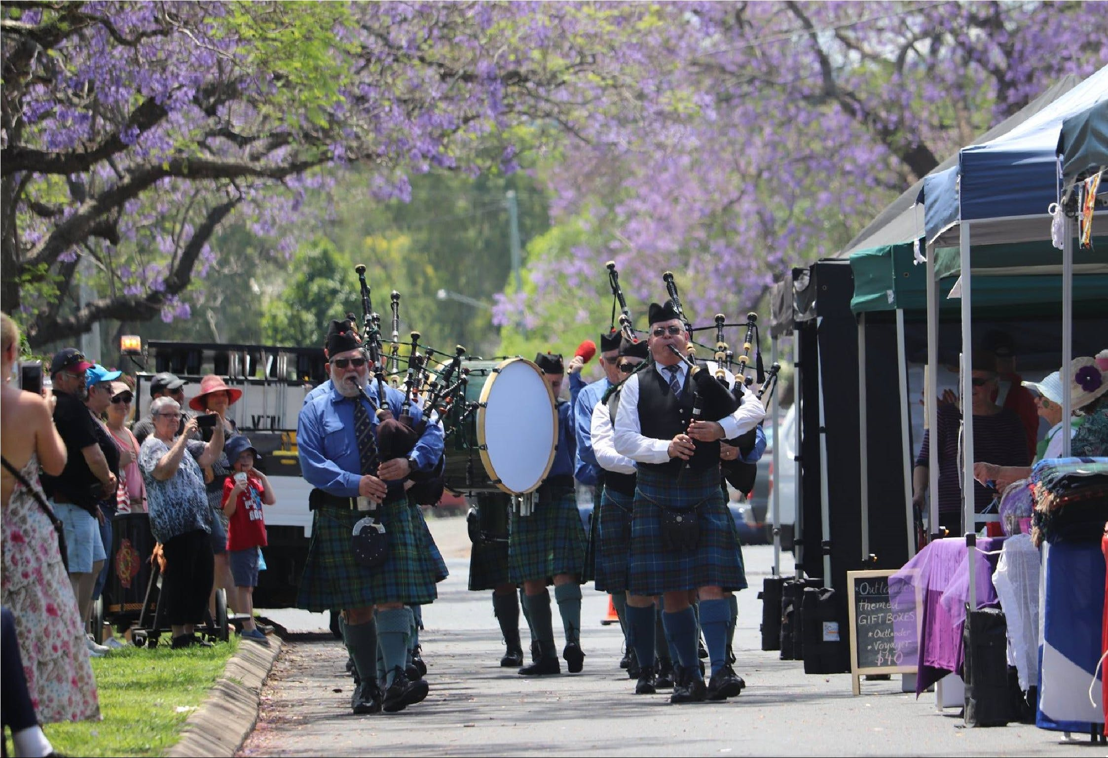 Celtic Festival of Queensland - Accommodation Cooktown