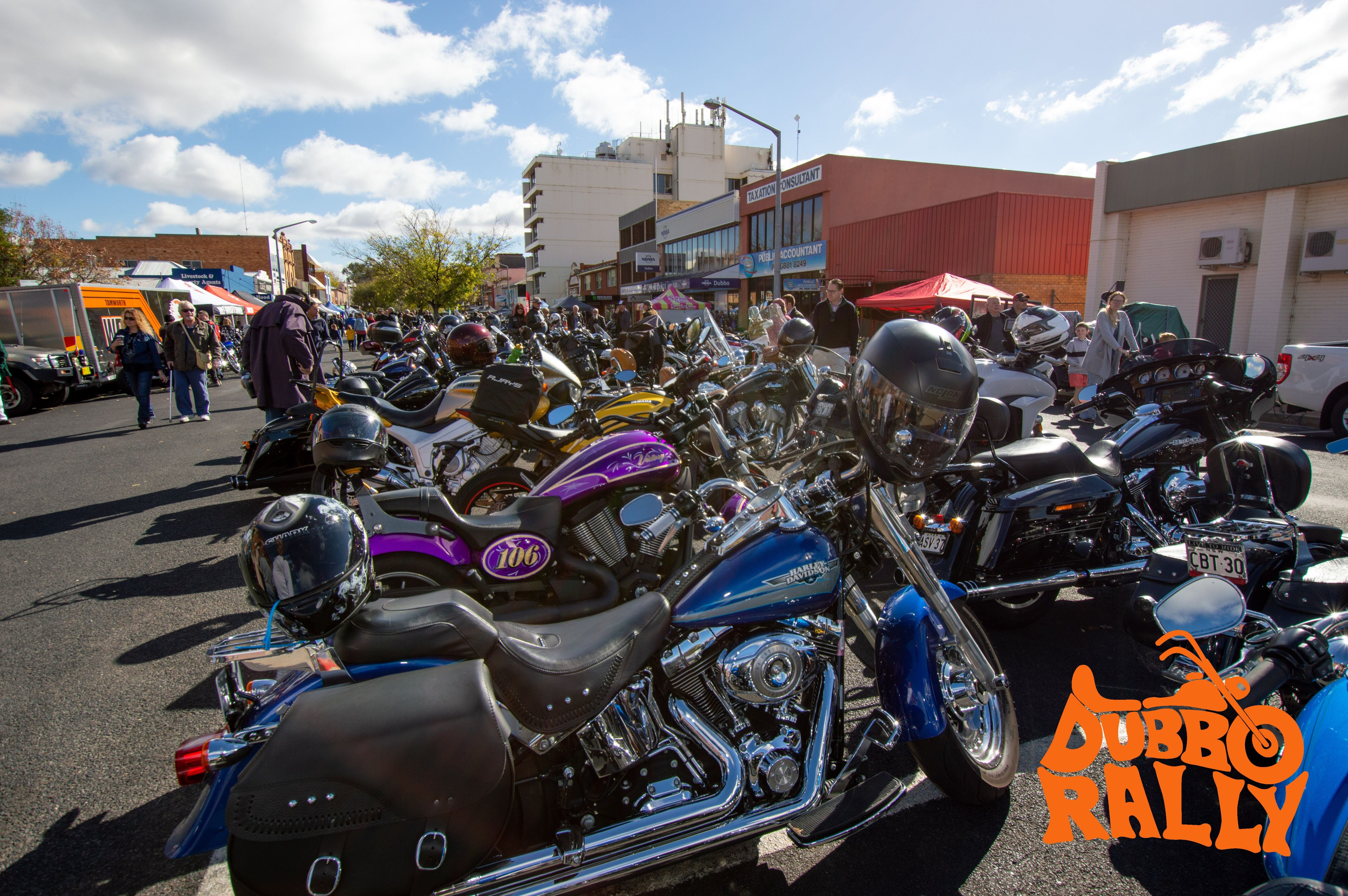 Dubbo Motor Bike Rally - Accommodation Cooktown