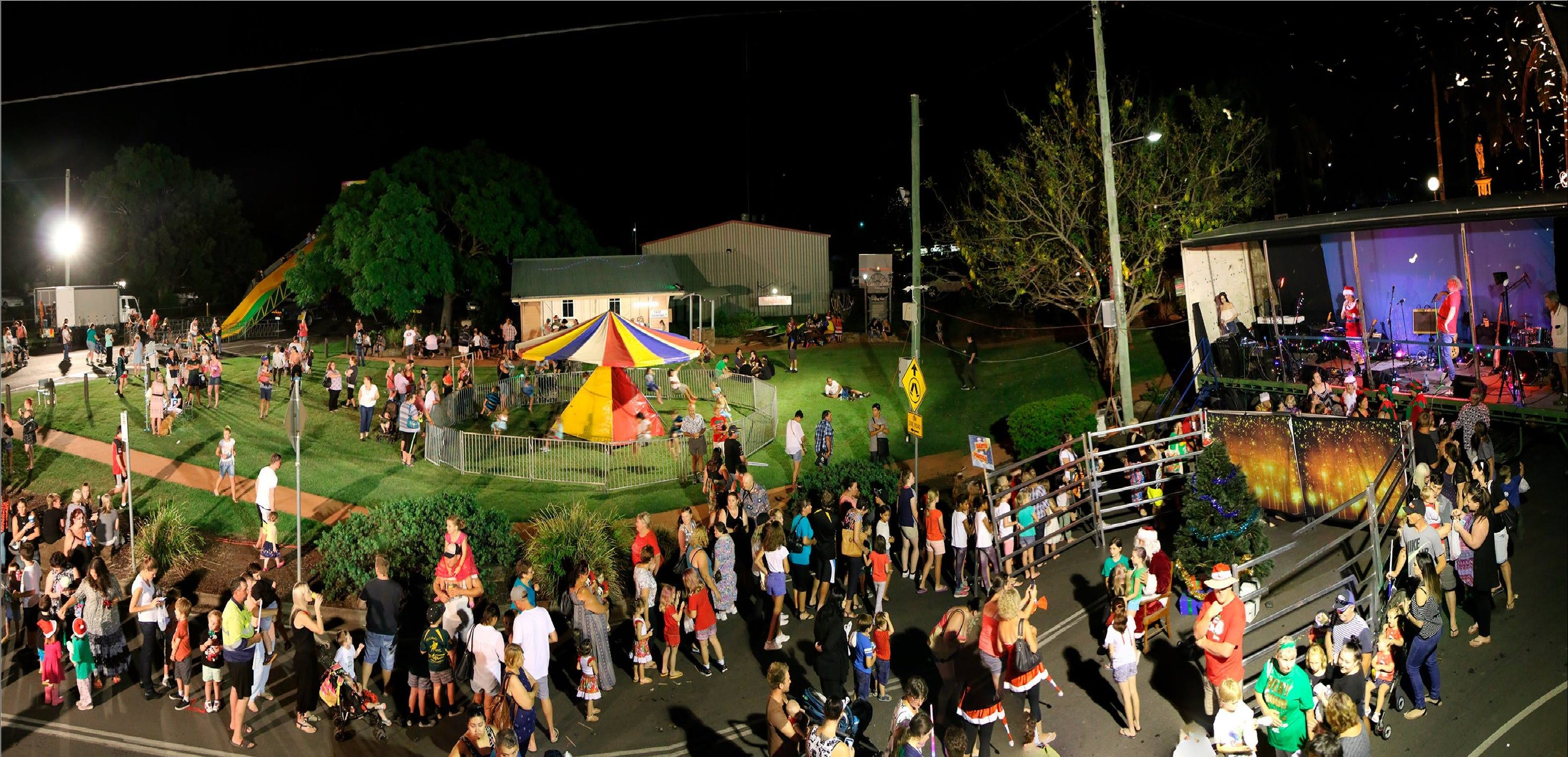 Forest Hill Christmas Festival - Accommodation Cooktown
