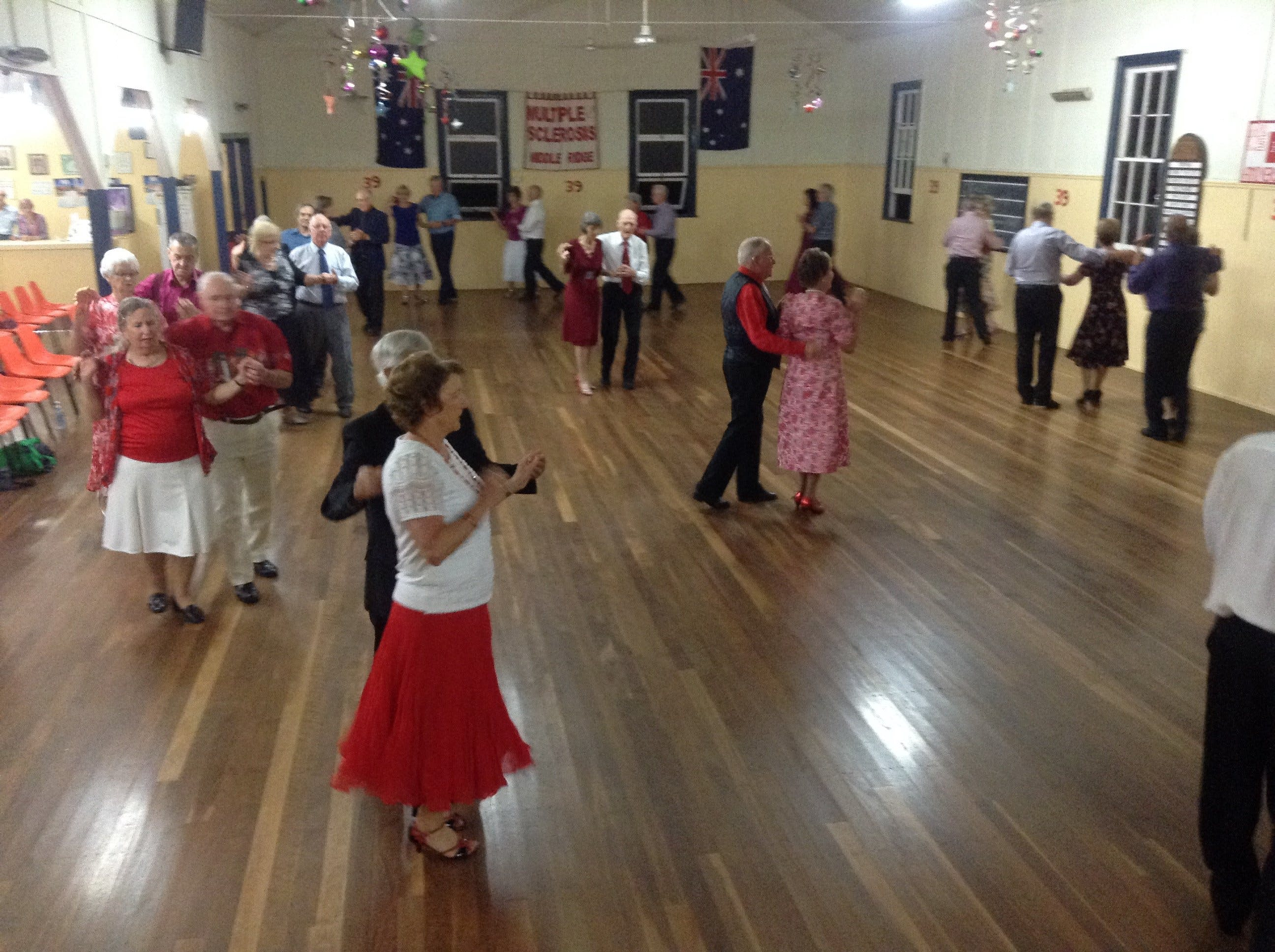 Old Time Dance - Accommodation Cooktown
