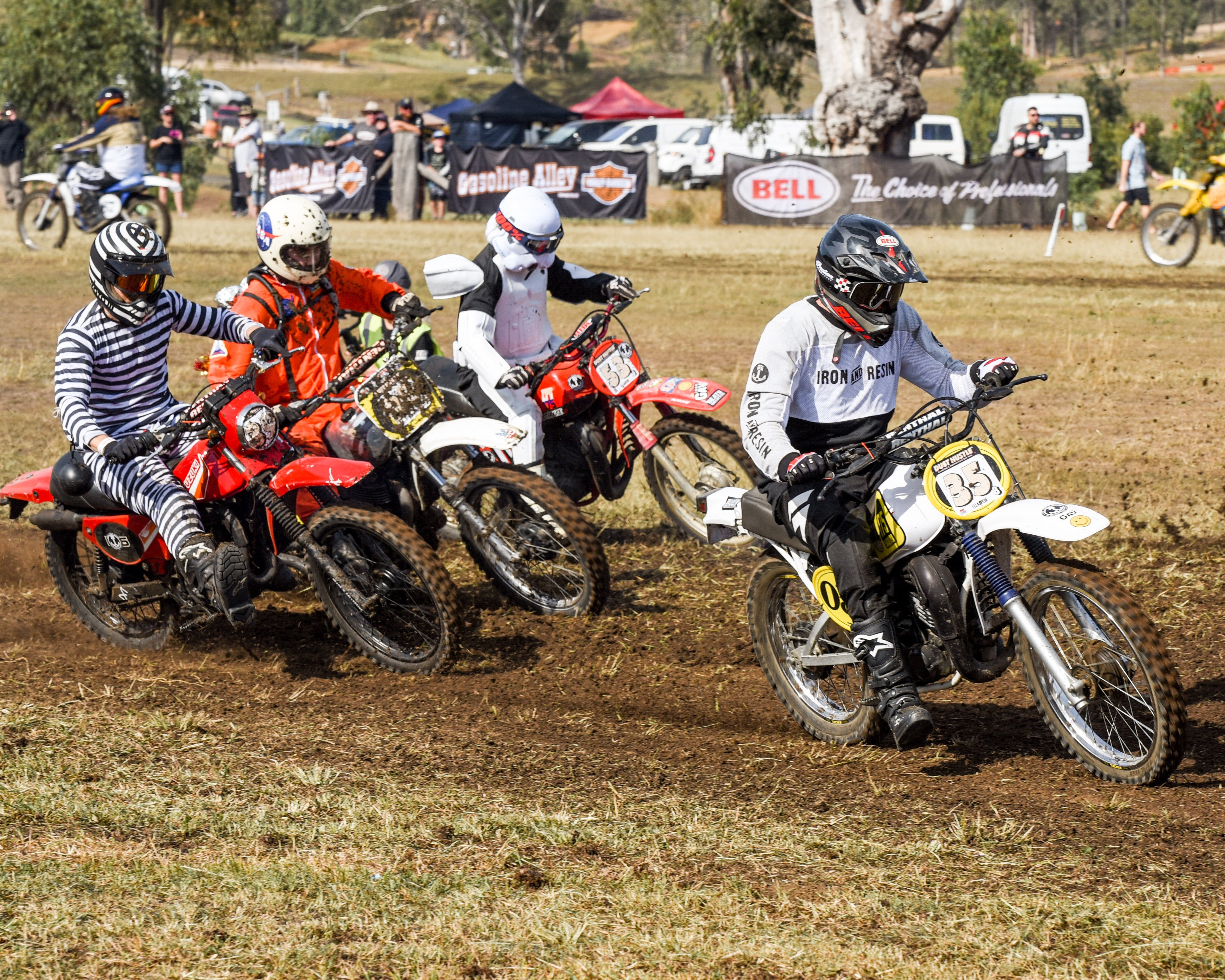 Dust Hustle Queensland Moto Park - Accommodation Cooktown