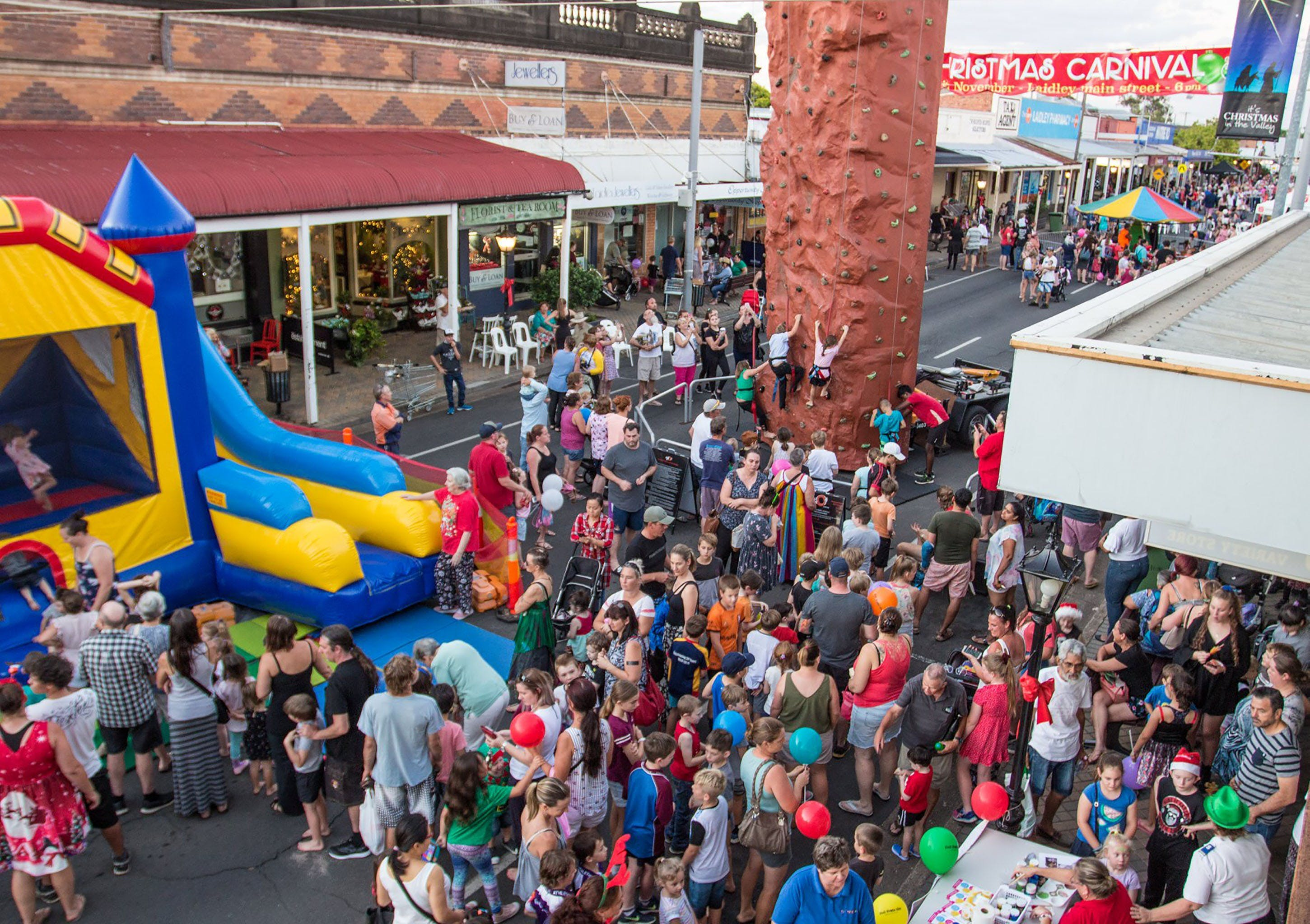 Laidley Christmas Street Festival - Accommodation Cooktown