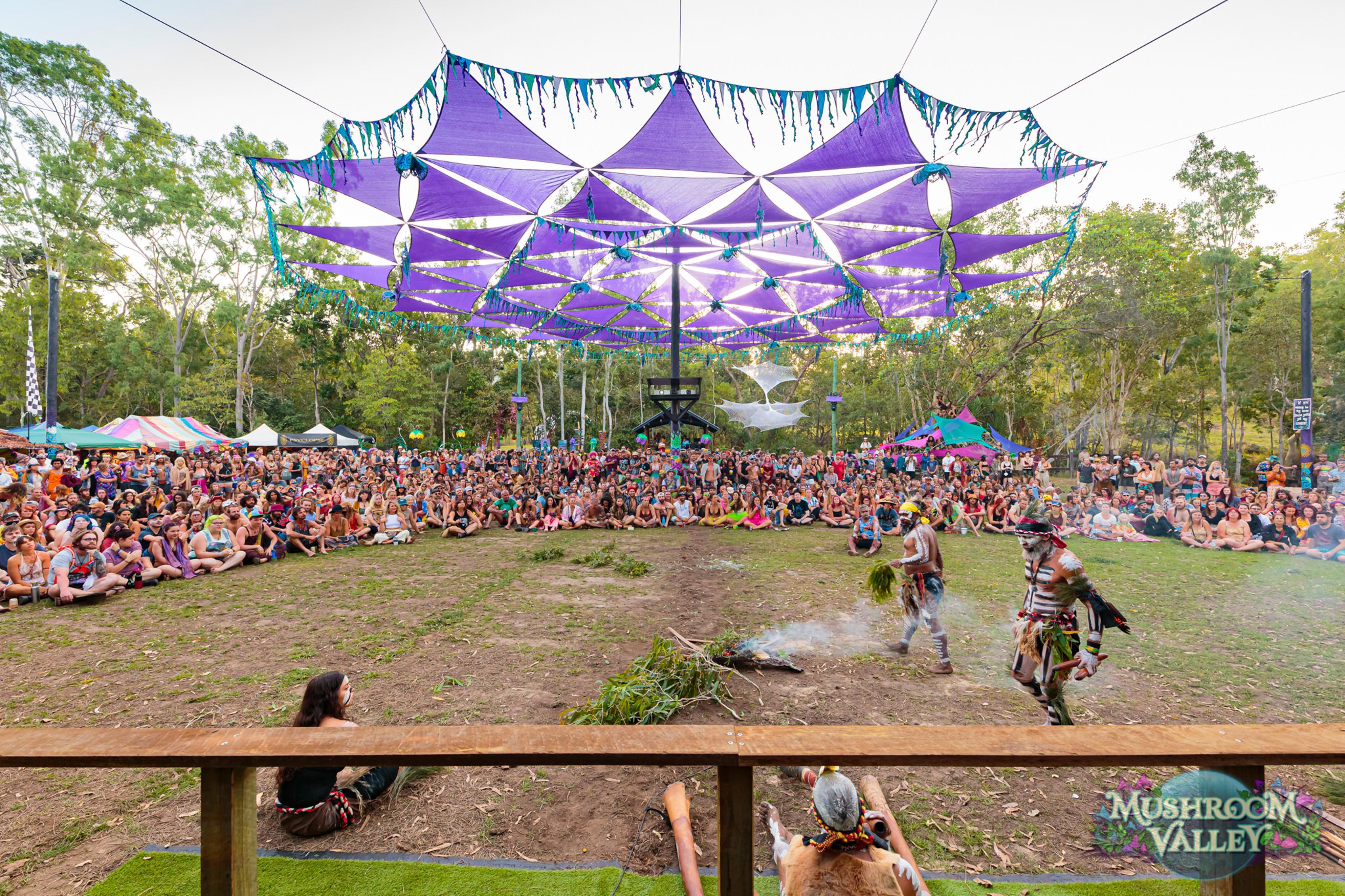 Mushroom Valley Festival - Accommodation Cooktown