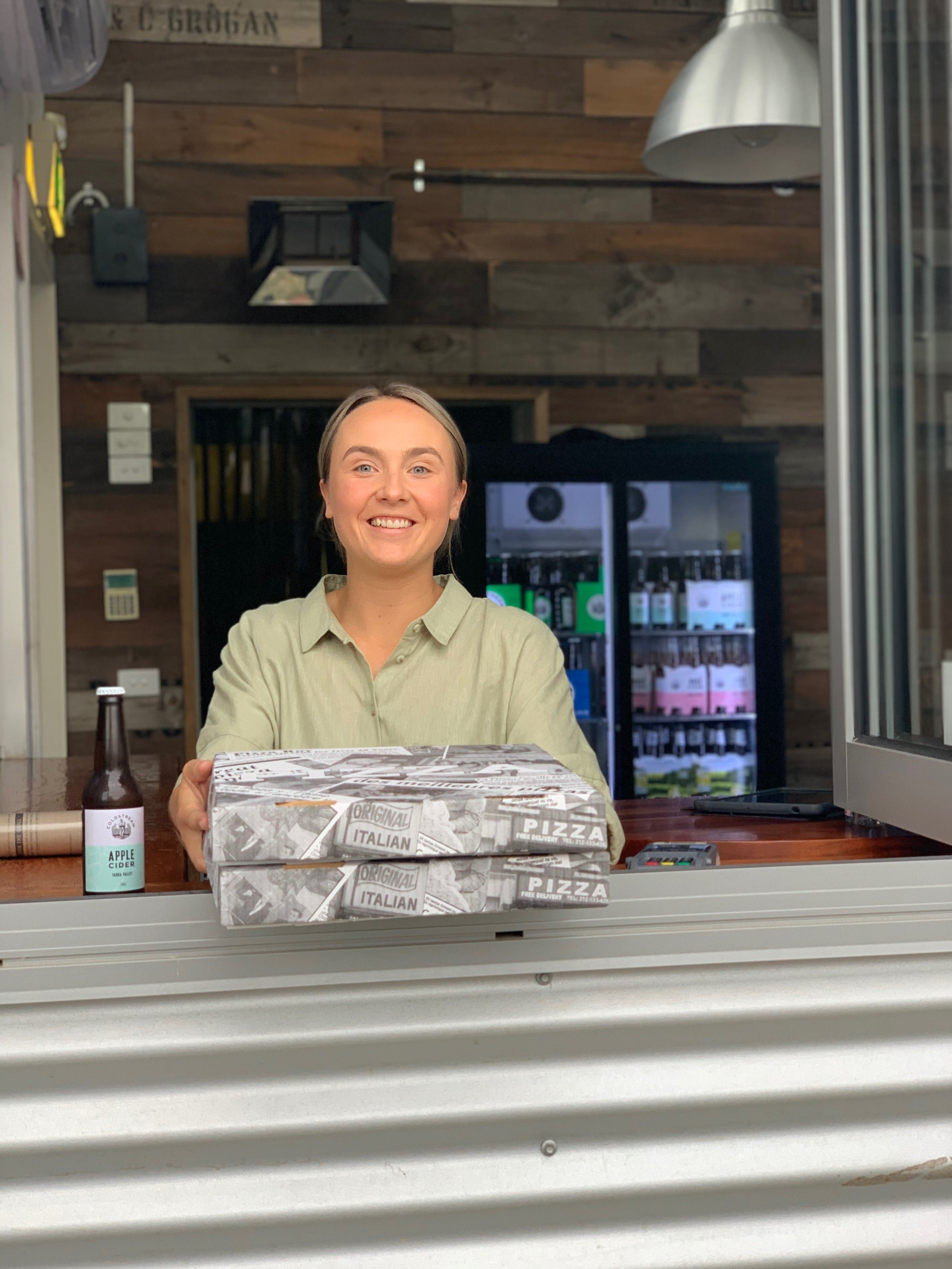 Takeaway at Coldstream Brewery - Accommodation Cooktown