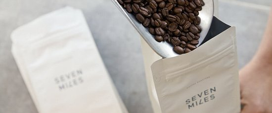 Seven Miles Coffee Roasters - Accommodation Cooktown