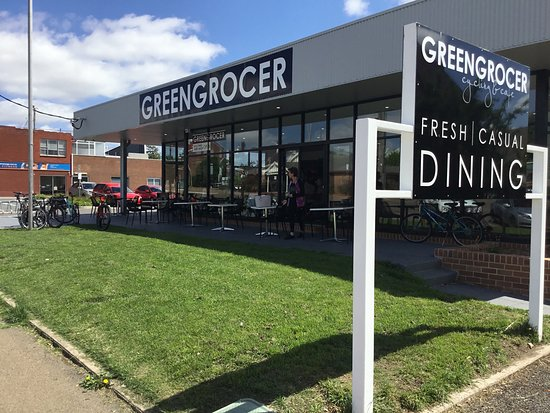 Greengrocer Cafe - Accommodation Cooktown
