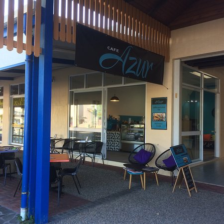 Cafe Azur - Accommodation Cooktown