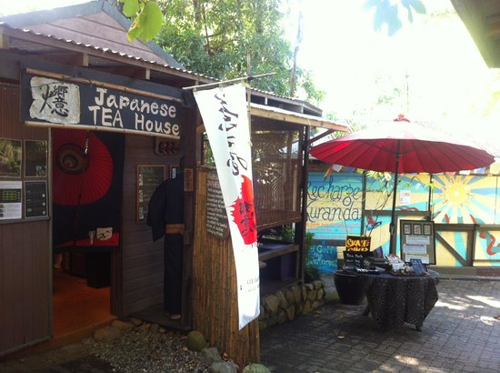 Japanese Tea House - Accommodation Cooktown