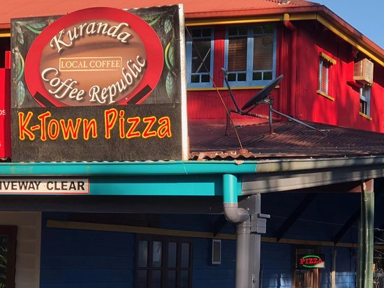 Kuranda Coffee Republic - Accommodation Cooktown