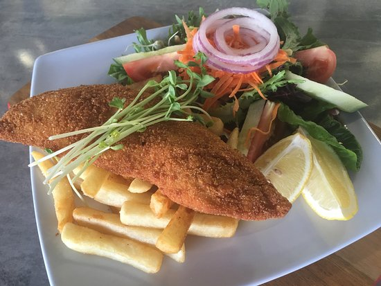 Cedar Park Fish and Chips - Accommodation Cooktown