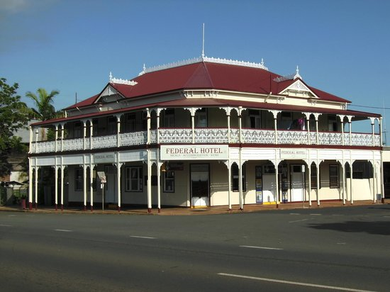 Federal Hotel - Accommodation Cooktown