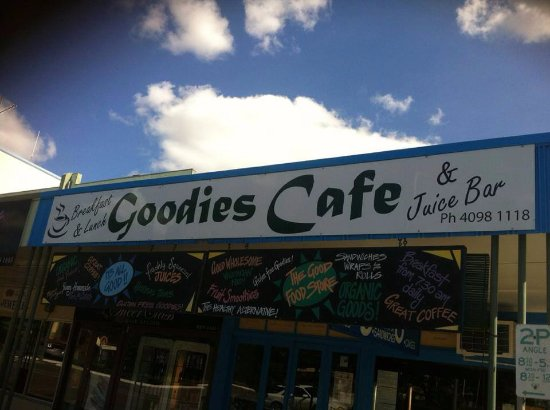 Goodies Cafe - Accommodation Cooktown