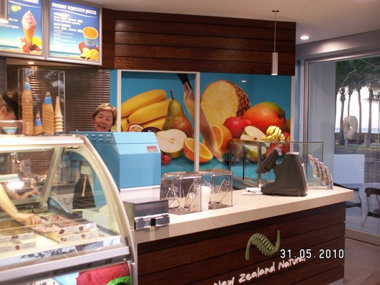 New Zealand Ice Creamery - Accommodation Cooktown