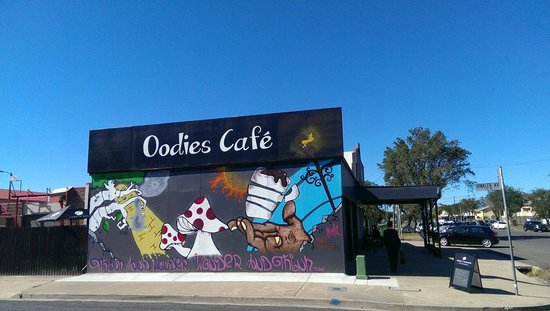 Oodies Cafe - Accommodation Cooktown