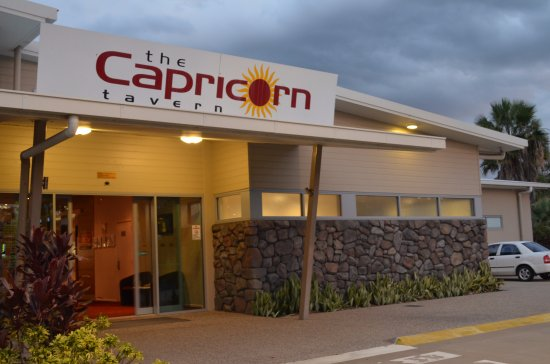 The Capricorn Tavern - Accommodation Cooktown