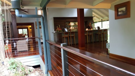 Treehouse Restaurant - Accommodation Cooktown