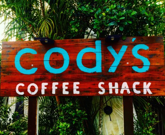 Cody's Coffee Shack - Accommodation Cooktown
