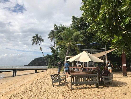 Sunset Bar Dunk Island - Accommodation Cooktown
