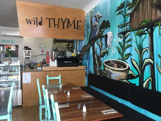 Wild THYME Dining - Accommodation Cooktown
