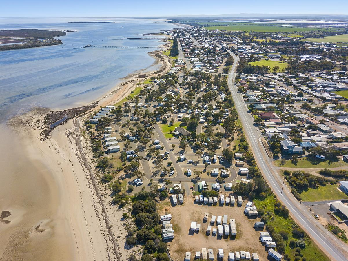 Port Broughton Tourist Park - Accommodation Cooktown