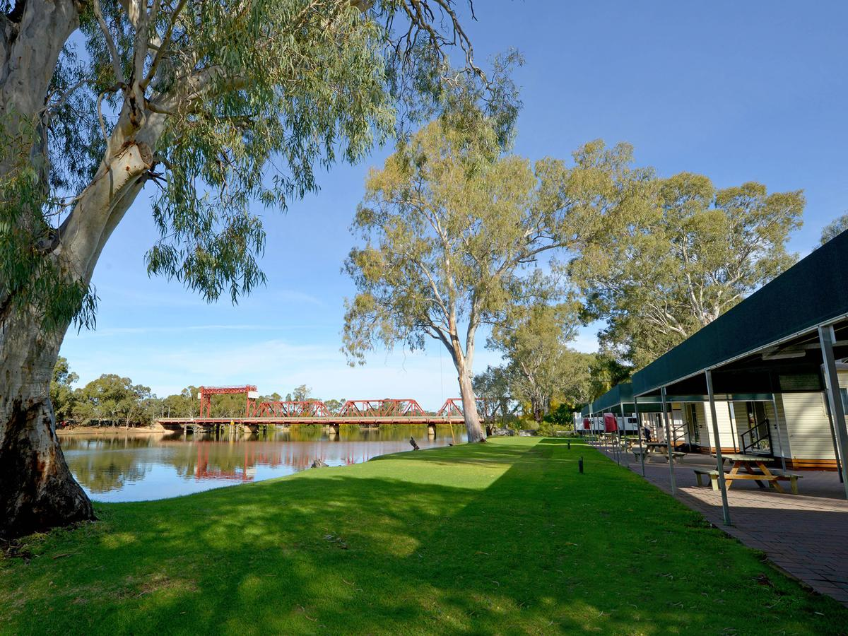 Riverbend Caravan Park Renmark - Accommodation Cooktown