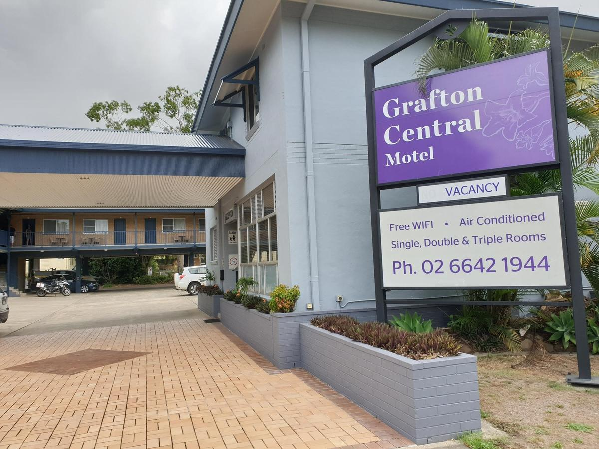 Grafton Central Motel - Accommodation Cooktown