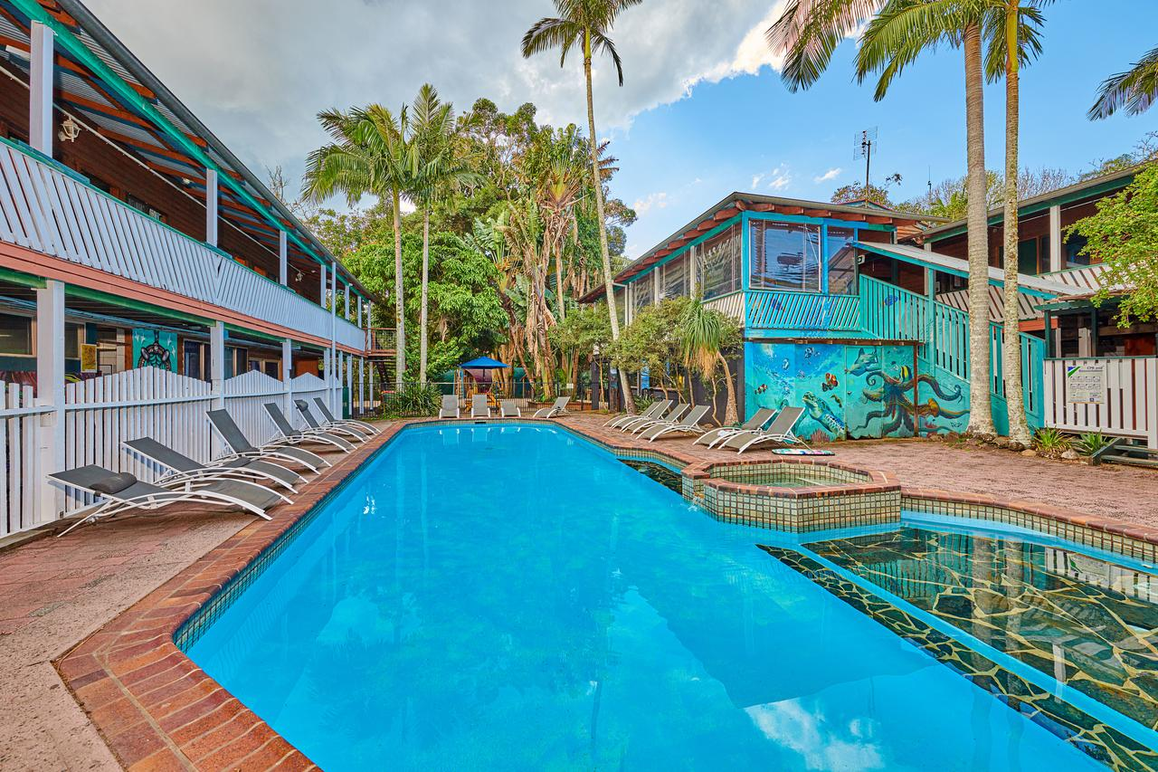 Arts Factory Lodge - Accommodation Cooktown