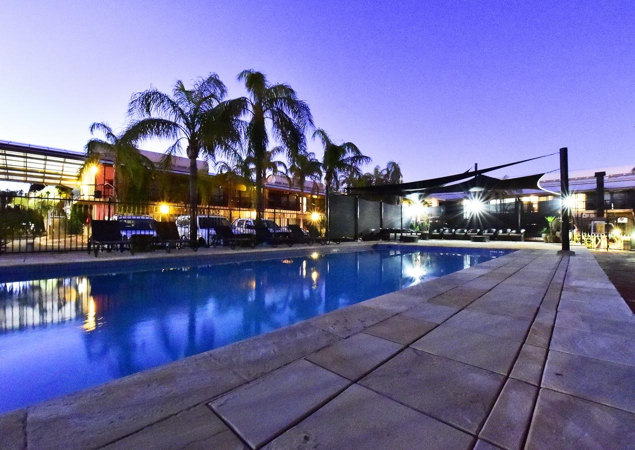Diplomat Motel Alice Springs - Accommodation Cooktown
