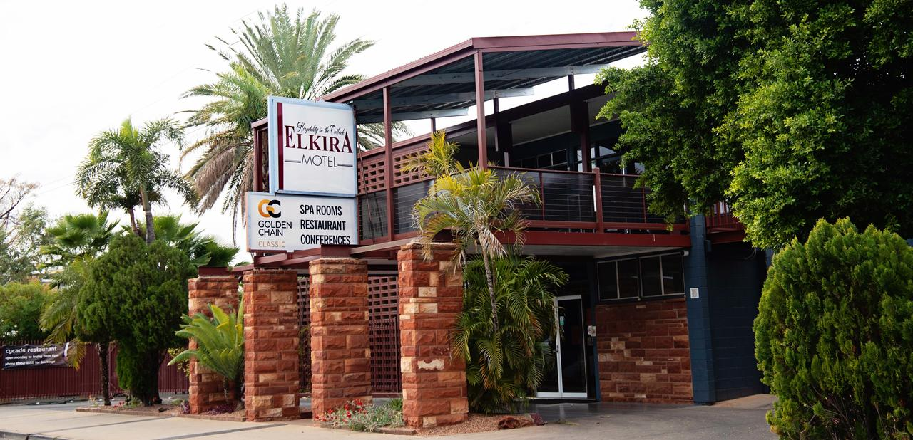 Elkira Court Motel - Accommodation Cooktown