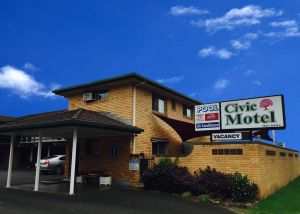 Civic Motel Grafton - Accommodation Cooktown