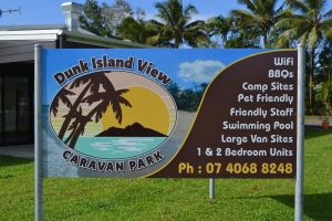 Dunk Island View Caravan Park - Accommodation Cooktown