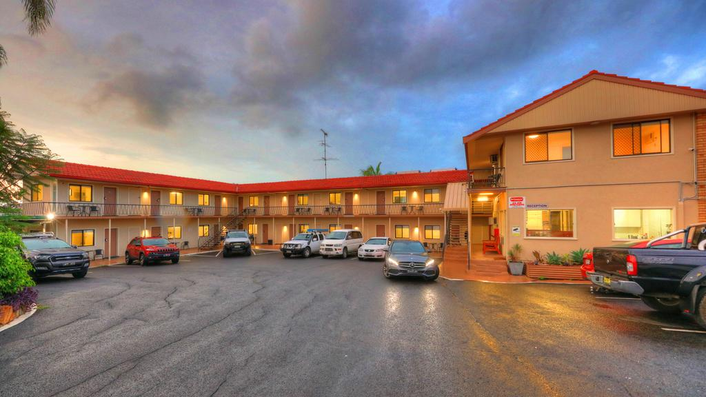 Hi-Way Motel Grafton - Accommodation Cooktown