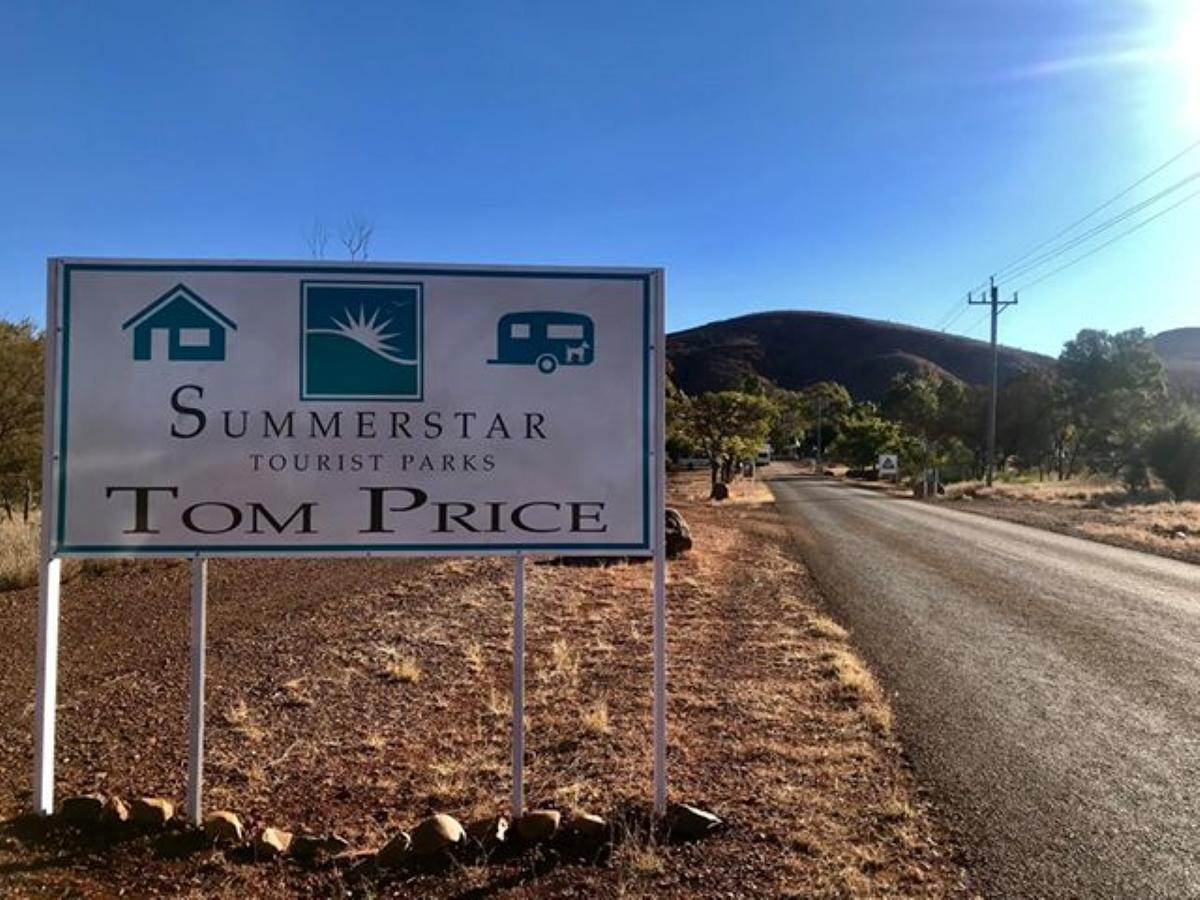Tom Price Tourist Park - Accommodation Cooktown